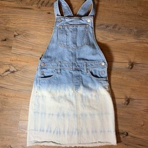 Old Navy Girl's Ombré Style Overall Dress